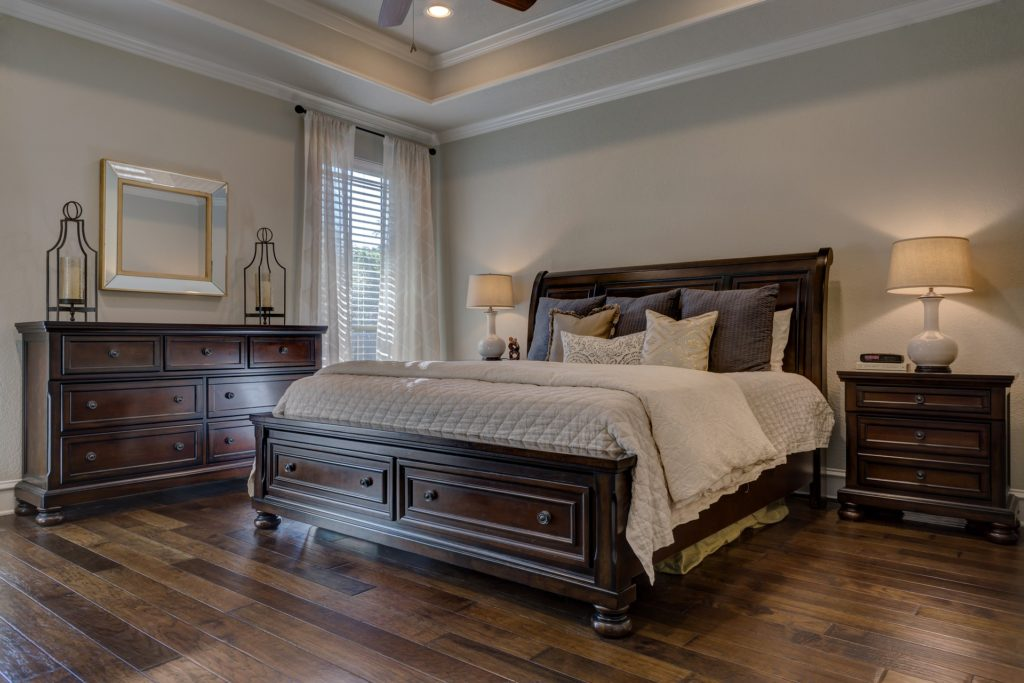 Breckenridge vacation rental cleaning services bedroom